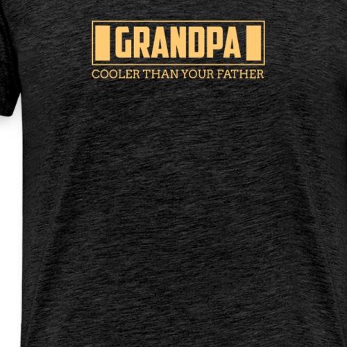 OPA #3 - Männer Premium T-Shirt