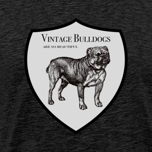 Vintage Bulldog