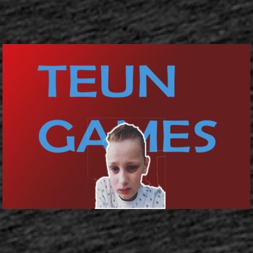 TeunGames foto - Mannen Premium T-shirt