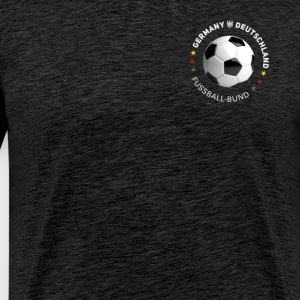Football Allemagne équipe nationale de football du sport fa - T-shirt Premium Homme