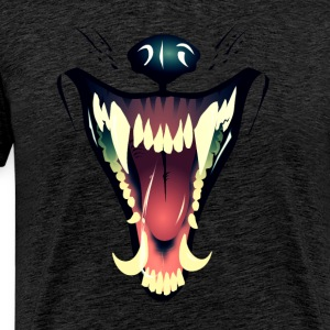 WereWHAT ?! - Men's Premium T-Shirt