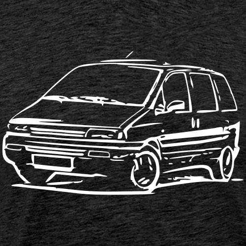 Französischer Van - Männer Premium T-Shirt