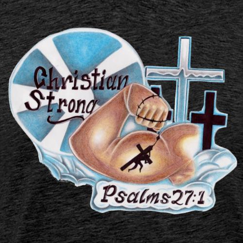 Christian Strong - Männer Premium T-Shirt