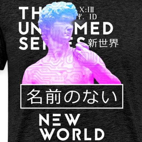 NEW WORLD - Men's Premium T-Shirt