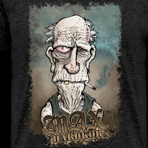 Max Hardkor Old - T-shirt Premium Homme