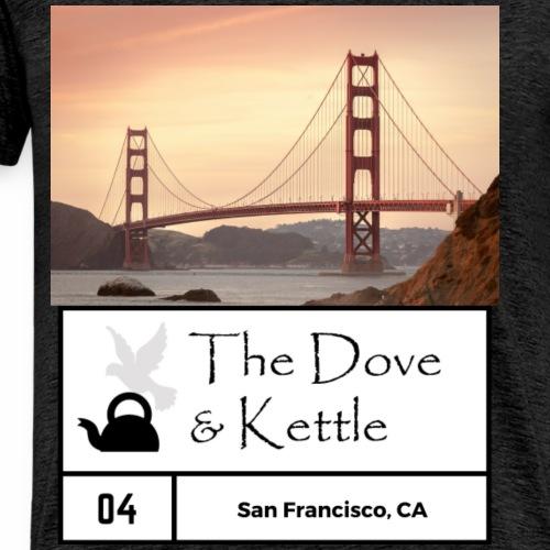 DandK San Francisco - Men's Premium T-Shirt