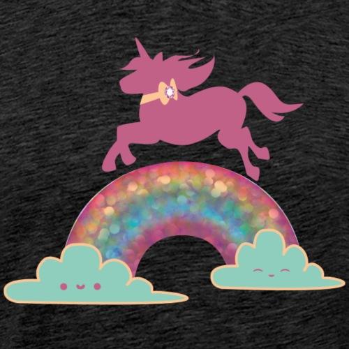 magical unicorn - T-shirt Premium Homme