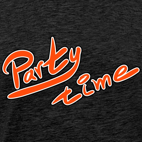 Party time - Männer Premium T-Shirt