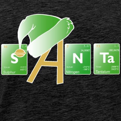 Periodensystem Santa - Männer Premium T-Shirt