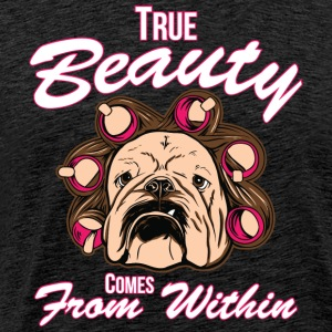 Only for real bulldog lovers! - Men's Premium T-Shirt