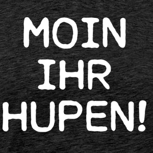 ++ Moin her horns ++ - Men's Premium T-Shirt