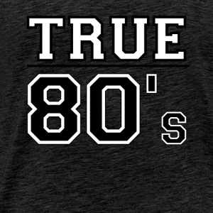 True80-small - Herre premium T-shirt
