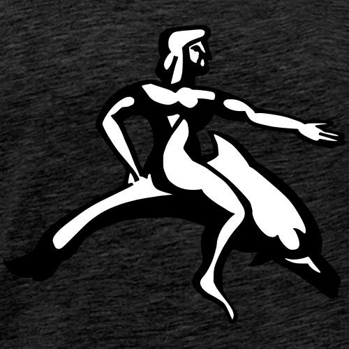 Taras - Maglietta Premium da uomo