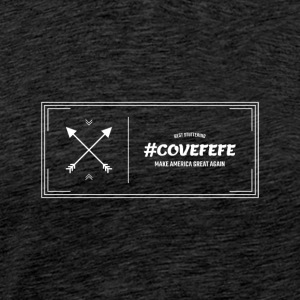COVFEFE - Make America great again - Männer Premium T-Shirt