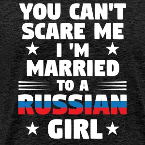 Russian Girl - Men's Premium T-Shirt