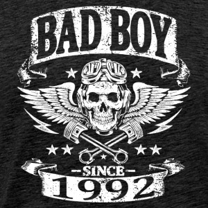 Bad boy since 1992 - T-shirt Premium Homme