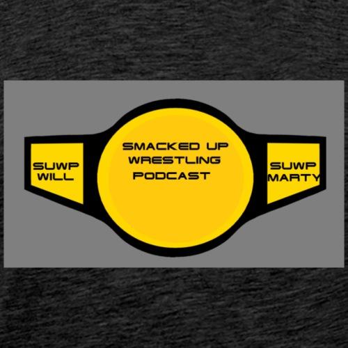 Smacked up Wrestling - Men's Premium T-Shirt