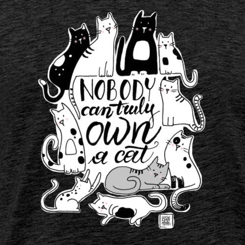 Kittens - Maglietta Premium da uomo