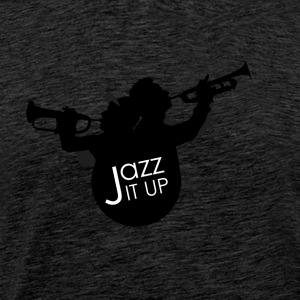 Jazz it up - T-shirt Premium Homme