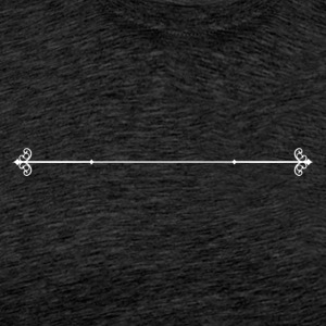 Separation line · Headers · Frames - Men's Premium T-Shirt