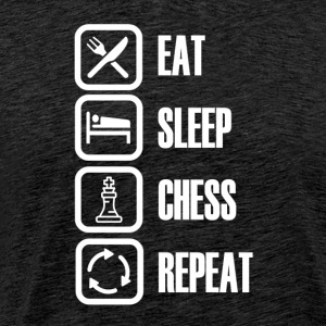 For all chess players - Men's Premium T-Shirt