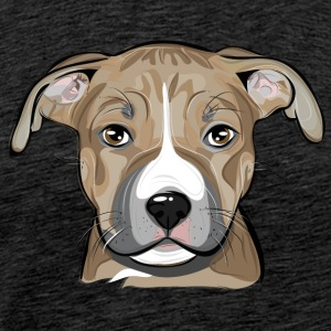 Staffordshire chiot TERRIER - T-shirt Premium Homme