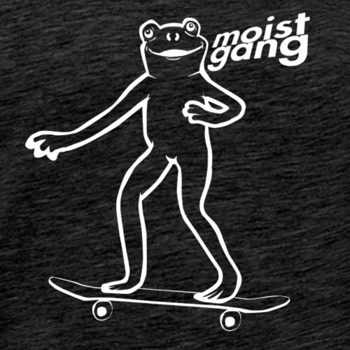 Moistrad - Premium-T-shirt herr