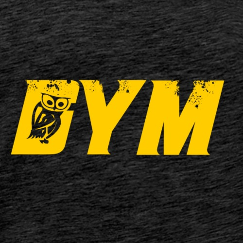 Kön'er Eule GYM - Männer Premium T-Shirt
