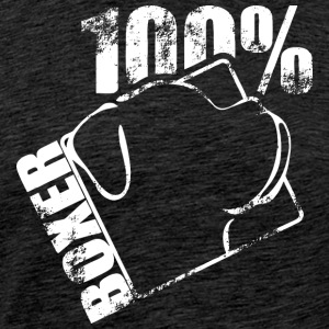 BOXER 100 - Men's Premium T-Shirt