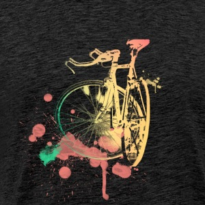 Bike - Premium-T-shirt herr