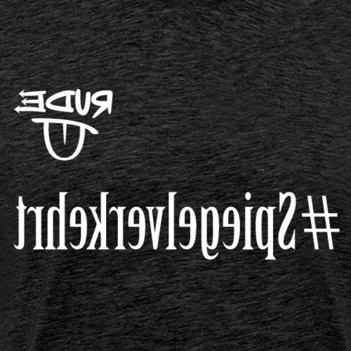 #spiegelverkehrt - Männer Premium T-Shirt