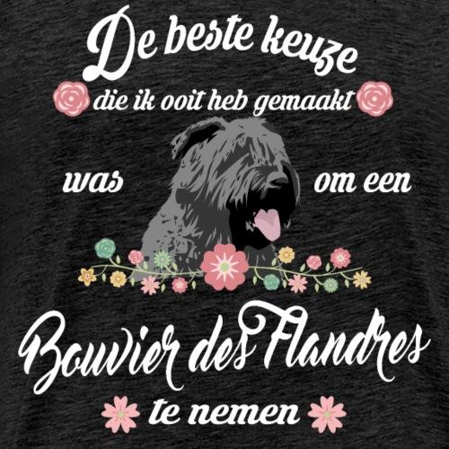 Bouvier - Mannen Premium T-shirt