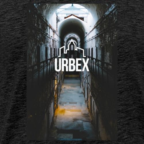 Urbex couloir - T-shirt Premium Homme