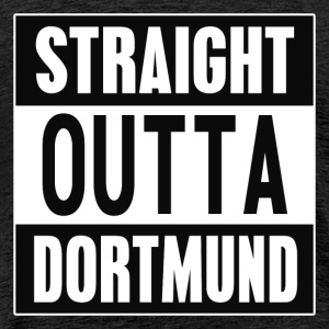 Straight Outta Dortmund - Men's Premium T-Shirt