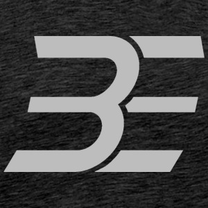 BE_Logo - Premium T-skjorte for menn