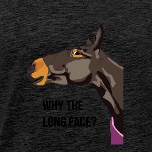 Horsey Humour - Men's Premium T-Shirt