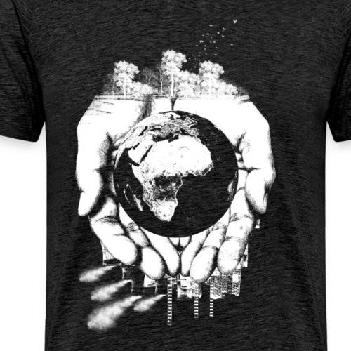 Unsere Erde - Männer Premium T-Shirt