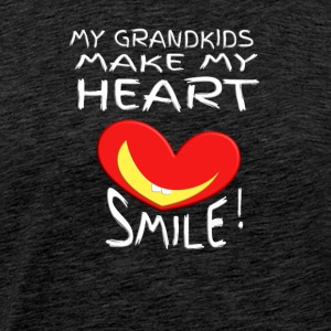 grand kids - Men's Premium T-Shirt