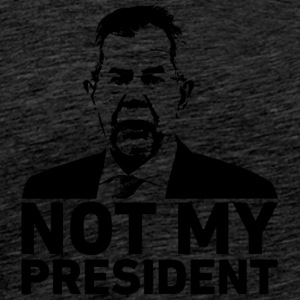 Not my president! Van der Bellen! - Men's Premium T-Shirt