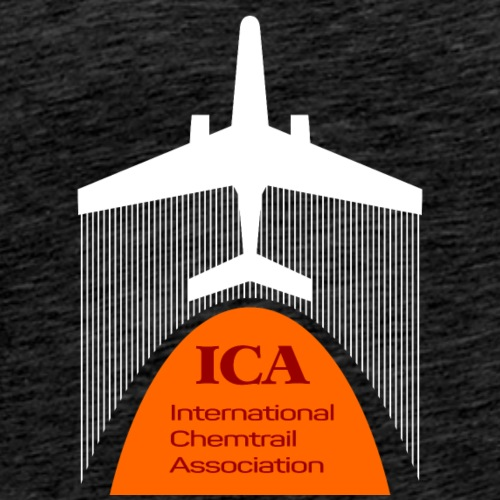 International Chemtrail Association - Männer Premium T-Shirt