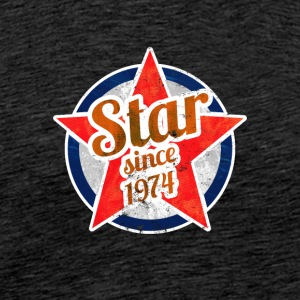 Gift for Stars born in 1974 - Men's Premium T-Shirt