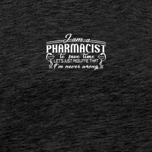 pharmacist - Men's Premium T-Shirt