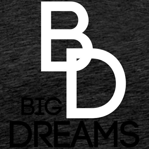 BIGDREAMS - Männer Premium T-Shirt