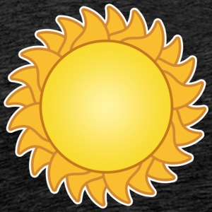 Sunflower Sunflower - Premium-T-shirt herr