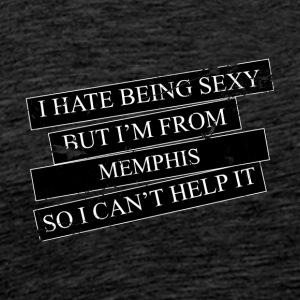 Motive for cities and countries - MEMPHIS - Men's Premium T-Shirt