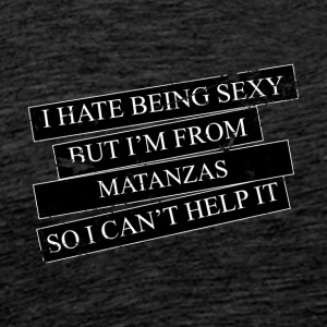 Motive for cities and countries - MATANZAS - Men's Premium T-Shirt