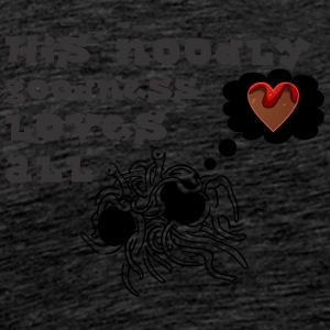 his noodle goodness loves all - Men's Premium T-Shirt