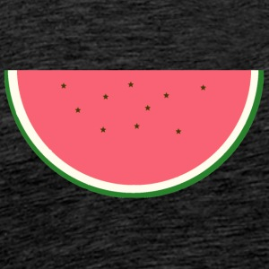 STAR Melon - MELON Digital - Digitale Fruit - Mannen Premium T-shirt