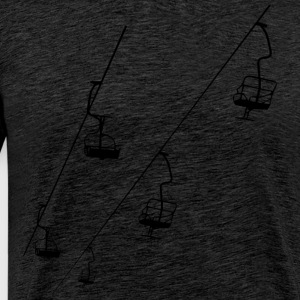 The Chairlift - Männer Premium T-Shirt