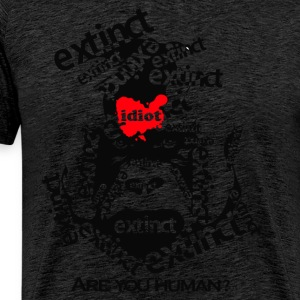 Kong_spreadshirt - Men's Premium T-Shirt